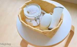 掃除道具の収納方法