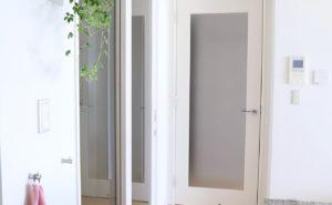 室内ドアを交換リフォーム