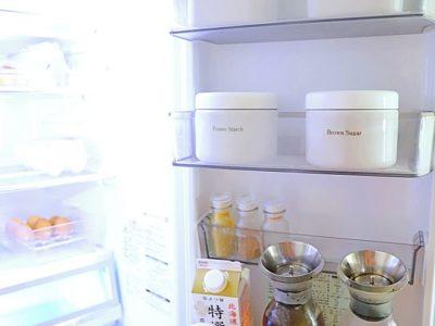 【冷蔵庫収納術】小麦粉・片栗粉など開封後の粉物保存方法