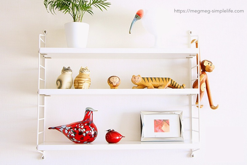 インテリア小物の飾り方