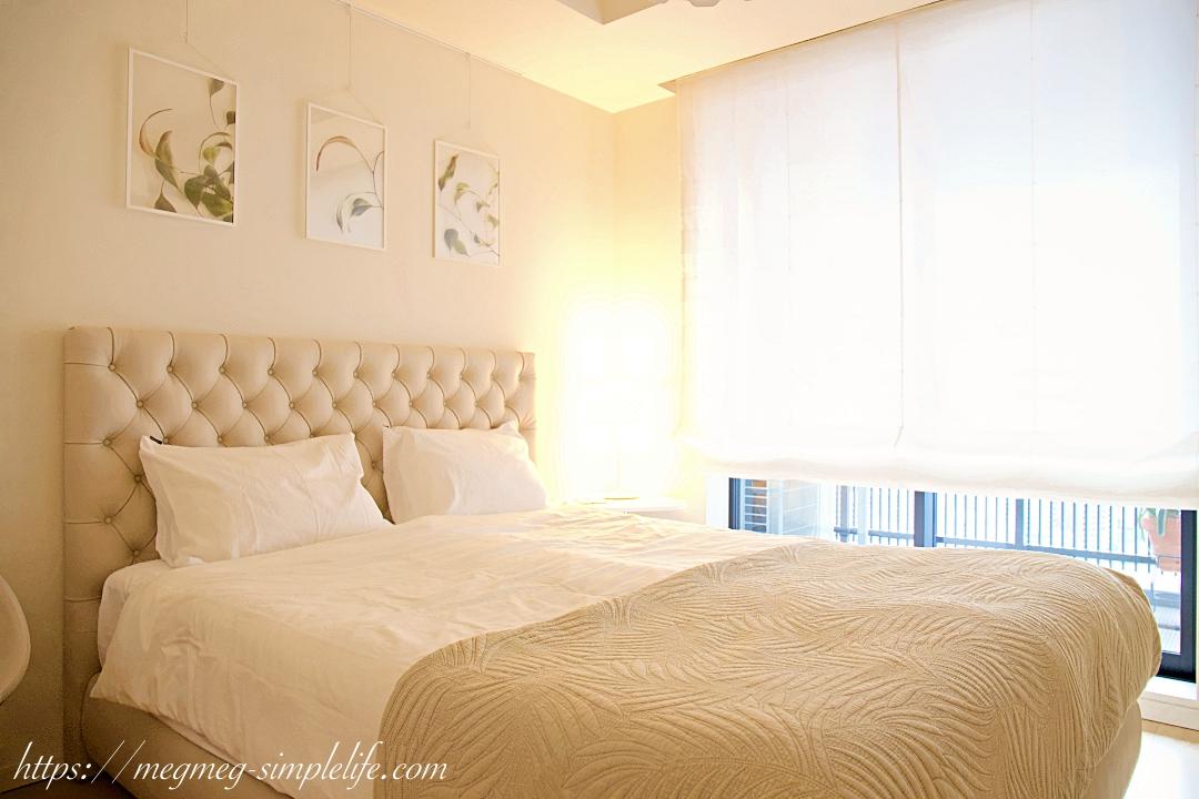 zarahomeのベッドスプレッド