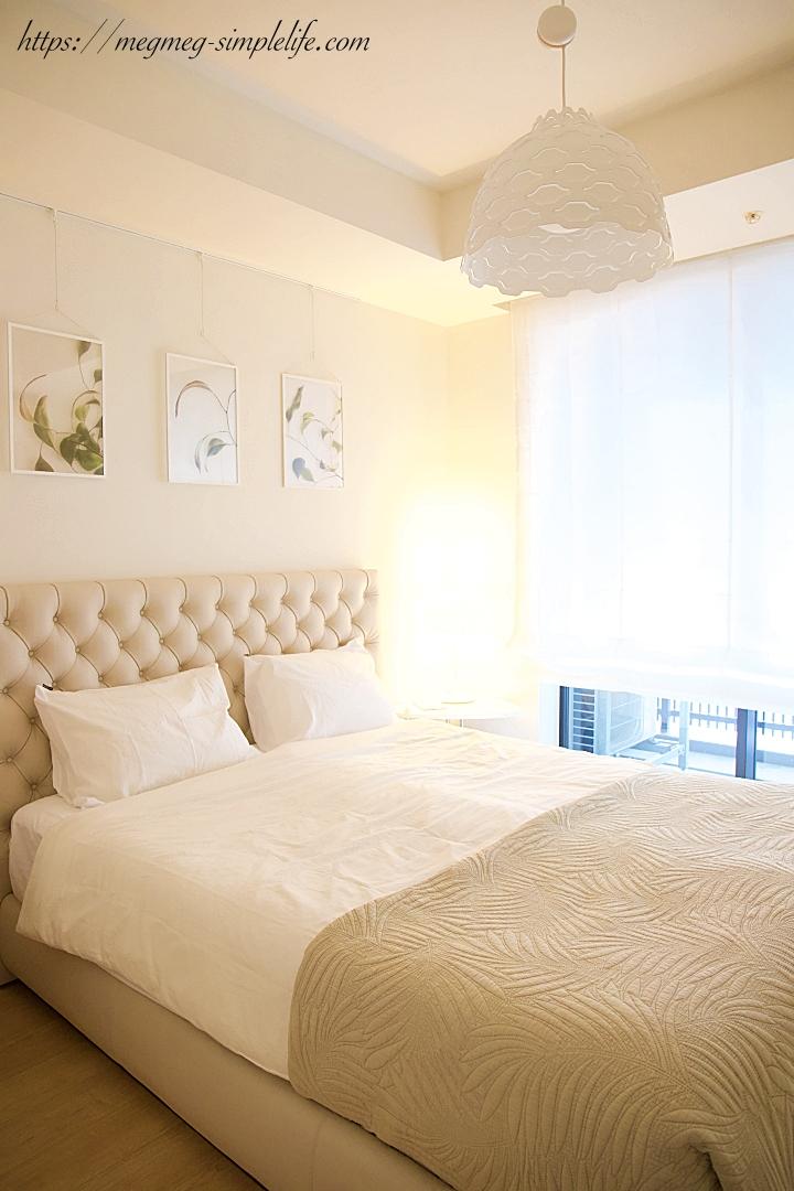 寝室(ベッドルーム)インテリア